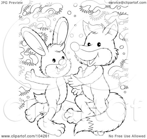 snow bunny coloring pages free snow fox coloring pages