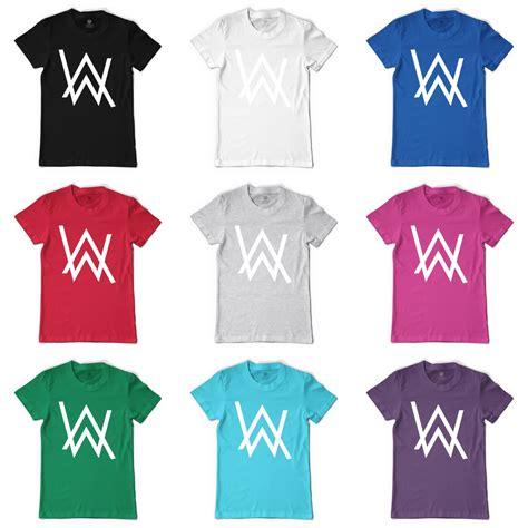 alan walker merchandise alan walker logo women s t shirt by customon ebay