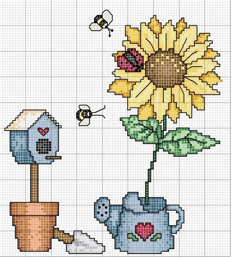 guid pattern xsd 17 best images about cross stitch birdhouse on pinterest