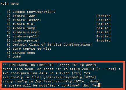 tutorial zimbra pdf how to install zimbra 8 6 on ubuntu 14 04 server