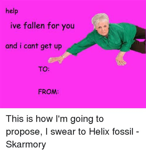 Help I Ve Fallen And I Cant Get Up Meme - 25 best memes about helix fossils helix fossils memes