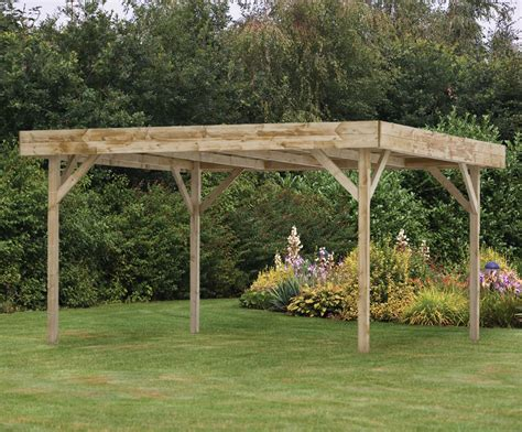 Big Gazebo Large Modern Flat Roof Gazebo 4 55x4 55m