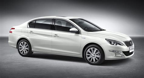 peugeot china all new peugeot 408 sedan revealed in china is a longer