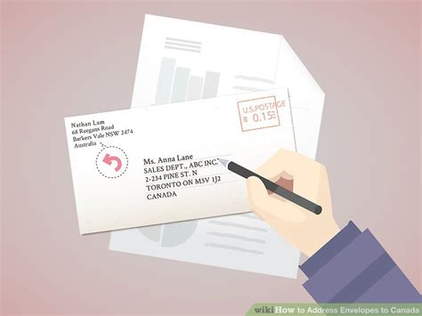Sending A Letter To Canada From Uk