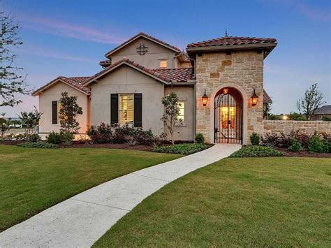 montserrat fort worth homes for sale gated community