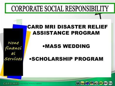 Mba Programs With Assistantships by Microinsurance The Current And Challenges A Card Mba