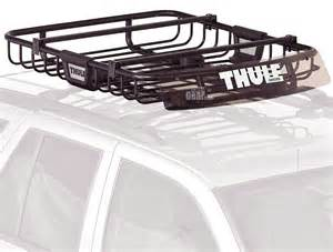 thule 690 m o a b roof rack cargo basket