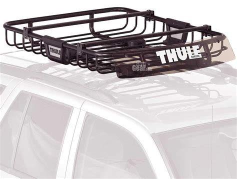 Thule Cargo Roof Rack by Thule 690 M O A B Roof Rack Cargo Basket