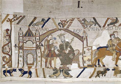 La Tapisserie De Bayeux Animée by Broderie De La Reine Mathilde 171 Tapisserie 187 De Bayeux