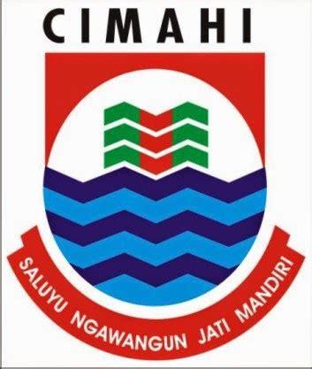 desain grafis cimahi koleksi lambang dan logo lambang kota cimahi