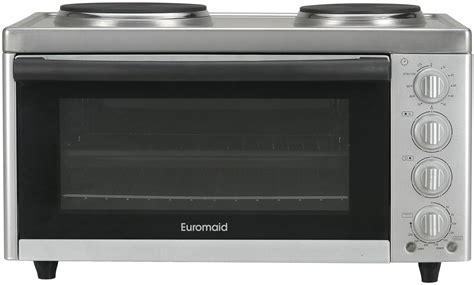 bench top ovens new euromaid mc130t benchtop oven ebay