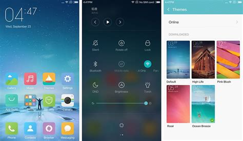 themes for android redmi note test du redmi note 2 le smartphone xiaomi que tout le