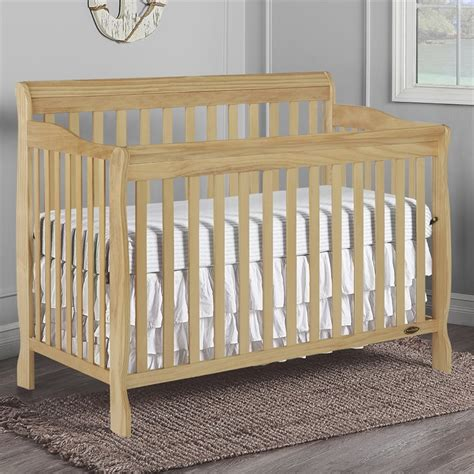 on me ashton 4 in 1 convertible crib white on me ashton convertible 5 in 1 crib in 660 n