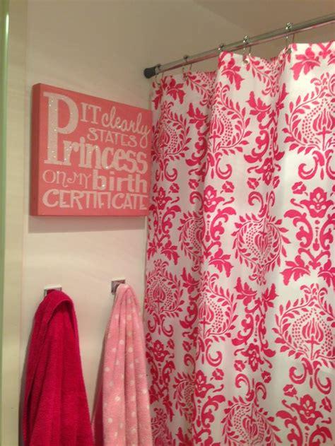 dorm shower curtain interdesign damask shower curtain pink dorm room