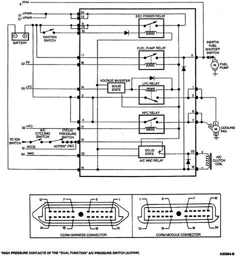 1994 mustang gt automatic 302 cooling fan won t run