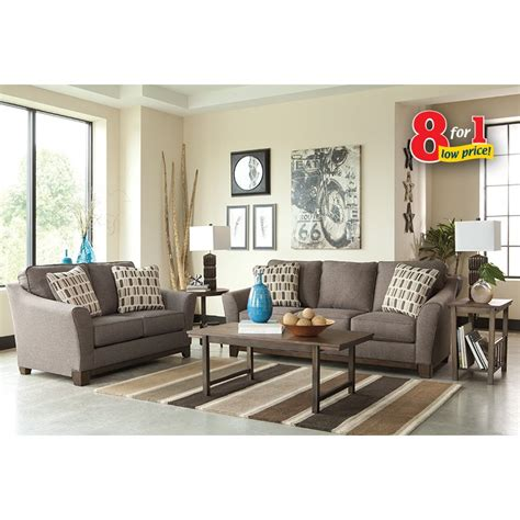 living room package ashley furniture living room packages
