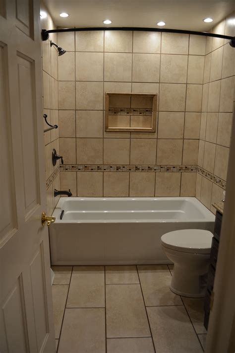 ceramic tile bathtub ceramic tile tub surround with niche and mosaic accents