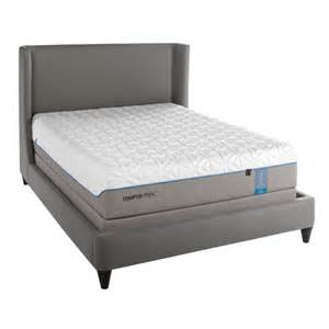 Tempur Pedic Bed Frame With Headboard Tempur Cloud Elite Mattress By Tempur Pedic