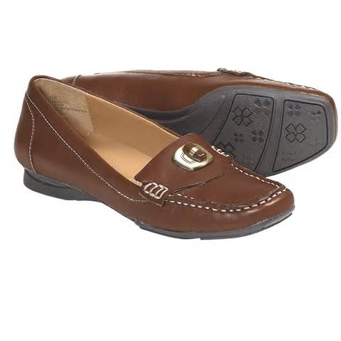 Loafer shoes leather for women trendy mods com