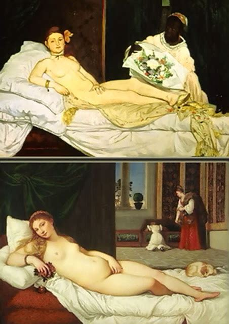 titian reclining venus the art of 201 douard manet pioneer of modernism