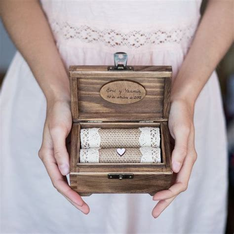 25 best ideas about wedding ring box on ring