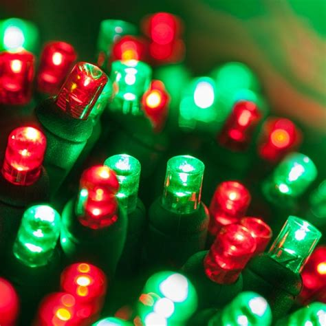 wide angle mm led lights  mm red green led