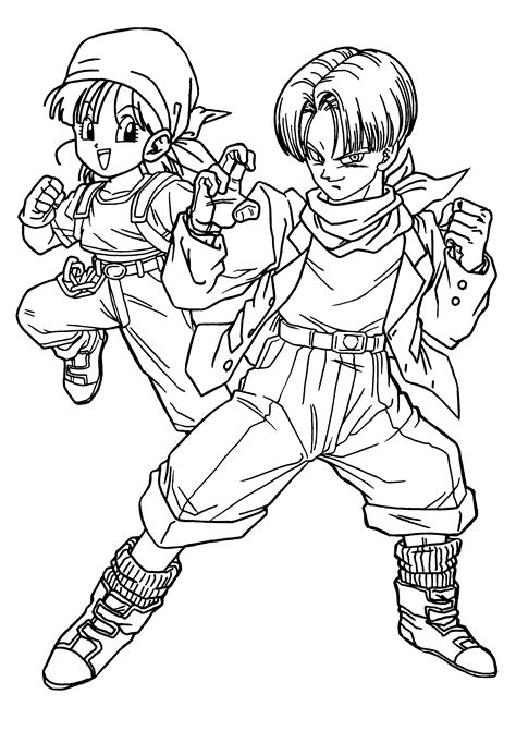coloring pages of dragon ball z characters dragon ball z coloring pages goku characters animals