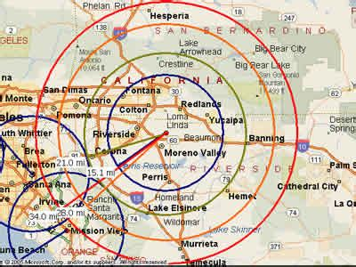 zip code map yucaipa ca easy moving labor map for riverside moving labor