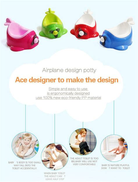 Qcbaby Baby Potty Plane Pispot Anak Qc9905 airplane baby toilet seat baby toiliet baby plastic potty buy airplane baby toilet seat high