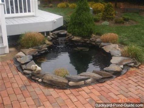 pond diy my outside world