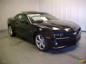 2011 black chevrolet camaro ss rs coupe 42440514