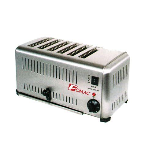 Alat Panggang Roti Listrik bread toaster alat panggang roti fomac 6 slot