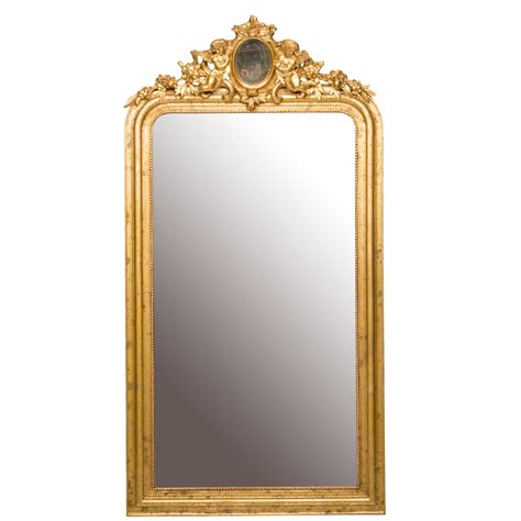louis philippe style antique mirror 187 northgate gallery antiques