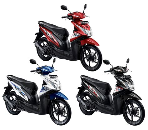 motor honda beat hard rock black kredit motor honda beat cbs cermati