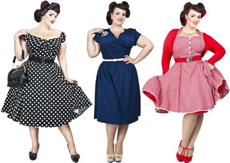plus size picks repro vintage by collectif
