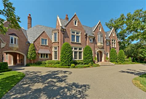 mansions in dallas 8 9 million english tudor mansion in dallas tx homes