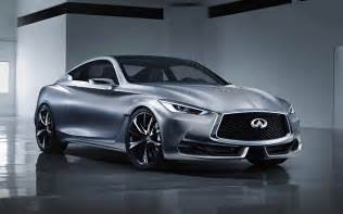 Infiniti Q60 Coupe Infiniti Q60 Concept Previews New Sports Coupe