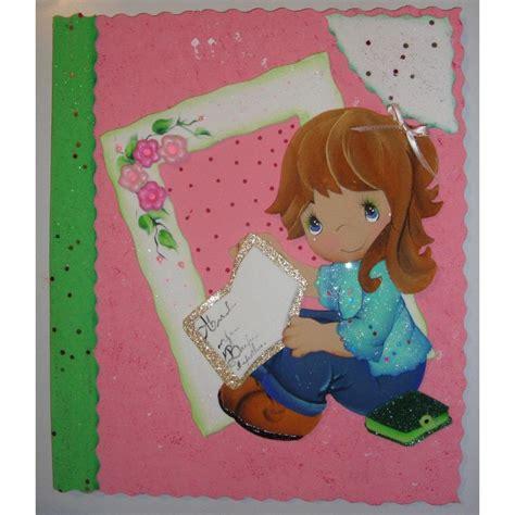 imagenes de portafolios para ninos carpetas y cuadernos decorados en foami bs 80 0
