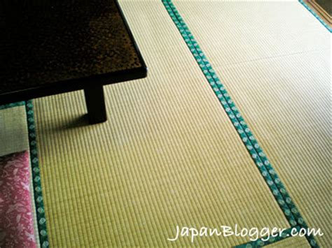 Japanese Straw Mats by The Japanese Futon Sleeping On The Ground