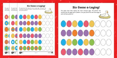 ssm pattern in math celebrating christmas in the classroom repeating patterns