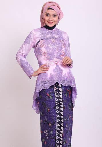 desain gaun kebaya muslimah 32 inspirasi model baju pengantin muslimah modern masa