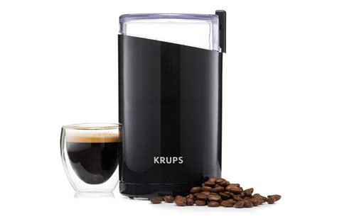 Krups Coffee Grinder coffee grinder electric spice krups stainless steel ad