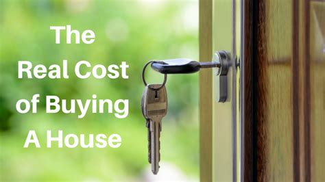 costs buying a house the real cost of buying a house luda financial solutions