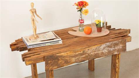 brico d駱ot cuisine 駲uip馥 photo gallery projets 224 faire avec des palettes de bois