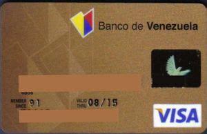 banco de ve bank card banco de banco de