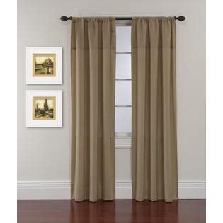 tan drapes sandra by sandra lee tan pleated panel curtains home