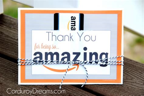 Not Receiving Amazon Gift Card - thank you with amazon gift card free printable download the creative mom