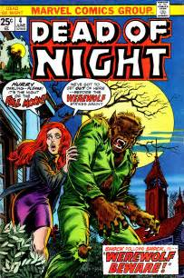 dead of night a first pre code werewolf story by don heck the fanatic four