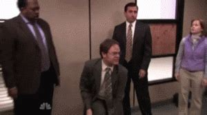 The Office Cpr by The Office Knife Gif Find On Giphy