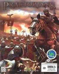 praetorians, computer games